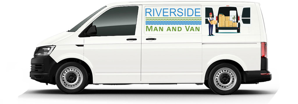 Man and Van illustration