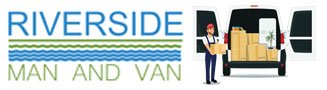 Riverside Man and Van logo